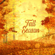 Autumn Woods Titles - VideoHive Item for Sale