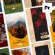 Autumn Instagram Stories - VideoHive Item for Sale