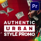 Authentic Urban Style Promo | Mogrt - VideoHive Item for Sale