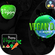 World Vegan Day Titles - VideoHive Item for Sale