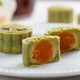 Traditional Chinese matcha green tea mooncake - PhotoDune Item for Sale