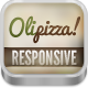 Olipizza - Really tasty HTML5 template Nulled