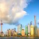Shanghai skyline before sunset - PhotoDune Item for Sale