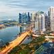 Singapore city skyline panorama - PhotoDune Item for Sale
