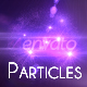 """Particles"" Logo Reveal  - VideoHive Item for Sale"