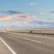 highway landscape at dusk - PhotoDune Item for Sale