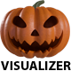 Halloween Music Visualizer - VideoHive Item for Sale