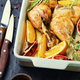 chicken legs with oranges - PhotoDune Item for Sale