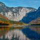 Hallstatter See lake mountain lake in Austria - PhotoDune Item for Sale