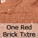 One Red Brick Texture - GraphicRiver Item for Sale
