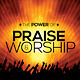 The Power of Praise & Worship A3 Template - GraphicRiver Item for Sale