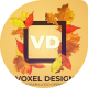 The First Day of Fall Logo Opener - VideoHive Item for Sale
