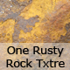 One Rusty Colored Rock Texture - GraphicRiver Item for Sale