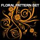 Floral Pattern Set - GraphicRiver Item for Sale