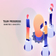 Team progress - Isometric Concept - VideoHive Item for Sale