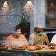 Family Enjoying Dinner in Cozy Home - PhotoDune Item for Sale