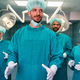 Doctors preparation for surgical operation in hospital. Healthcare medicine concept - PhotoDune Item for Sale
