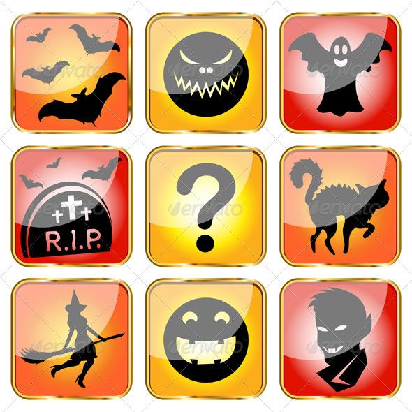 Halloween avatars - Halloween Seasons/Holidays