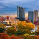 Grand Rapids, Michigan, USA Downtown Skyline - PhotoDune Item for Sale