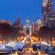 Philadelphia, Pennsylvania, USA Overlooking Benjamin Franklin Parkway - PhotoDune Item for Sale