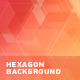Hexagon Background - VideoHive Item for Sale