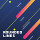 Abstract Rounded Lines Colorful Background - VideoHive Item for Sale