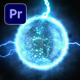 Energy Vortex Logo Reveal_Premiere Mogrt - VideoHive Item for Sale