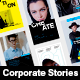 Corporate Typographic Stories - VideoHive Item for Sale