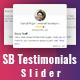 SB Testimonials Slider