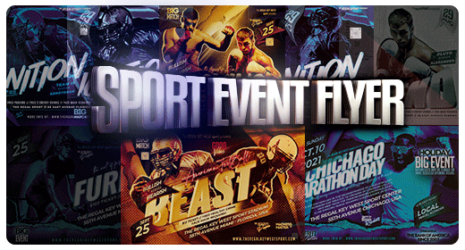 Sport Event Flyer