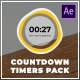 Countdown Timers Pack