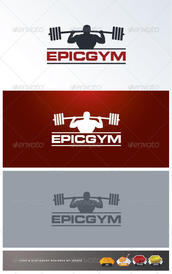 Eepicgym - Logo Templates