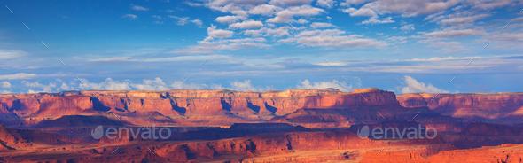 Canyonlands - Stock Photo - Images