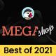 Mega Shop - Multiuse Prestashop v1.7 Theme