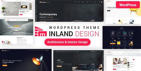 Special Interior Design WordPress Theme