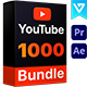 Youtube Bundle | Premiere Pro & After Effects - VideoHive Item for Sale