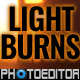Light Burns Transitions - VideoHive Item for Sale