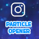 Modern Opener with Particles - VideoHive Item for Sale