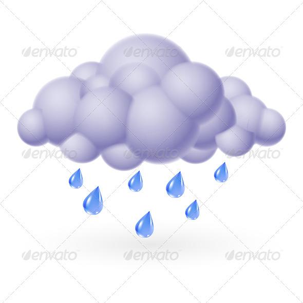 Rain - Backgrounds Decorative