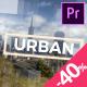 Urban Parallax Slideshow - VideoHive Item for Sale