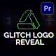 Glitch Logo Reveal | Mogrt - VideoHive Item for Sale