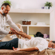 Shiatsu Hand Massage. Therapist Massaging the Heart Meridian. - PhotoDune Item for Sale