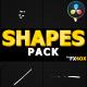 Flash FX Shape Elements | DaVinci Resolve - VideoHive Item for Sale