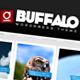Buffalo - Unique WordPress Theme (5 in 1) Nulled