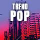 Upbeat Pop Fashion Logo