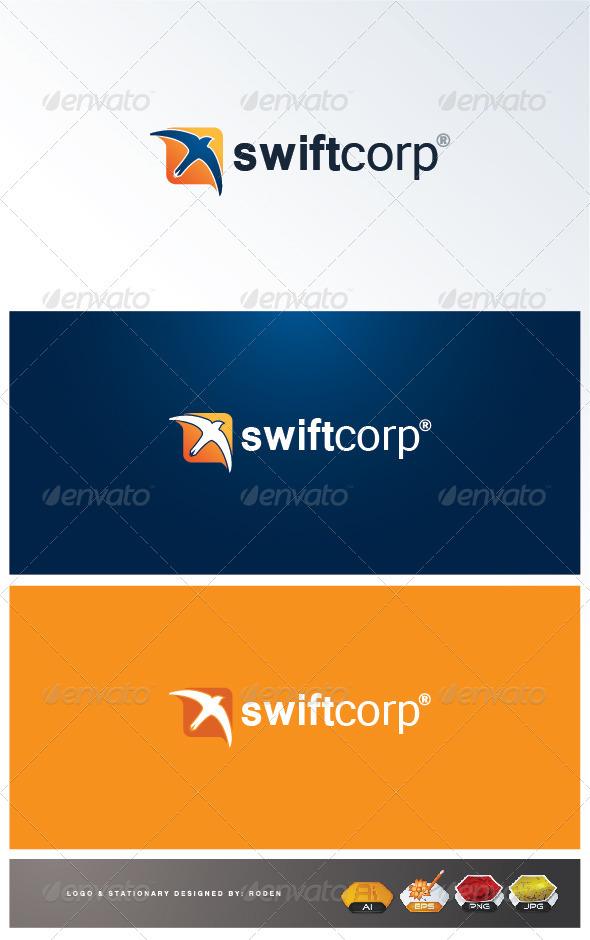 Swiftcorp Logo - Abstract Logo Templates