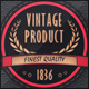 Vintage Badges - GraphicRiver Item for Sale