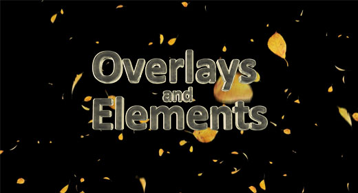 Overlays and Elements