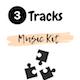 Soft Positive Piano Melody Kit