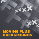 Moving Plus Backgrounds - VideoHive Item for Sale